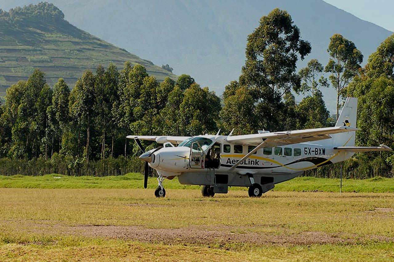 3 Days Uganda Gorilla Flying Safari